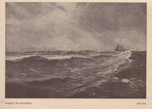 Nałęcz Włodzimierz, Bałtyk, s.24,25