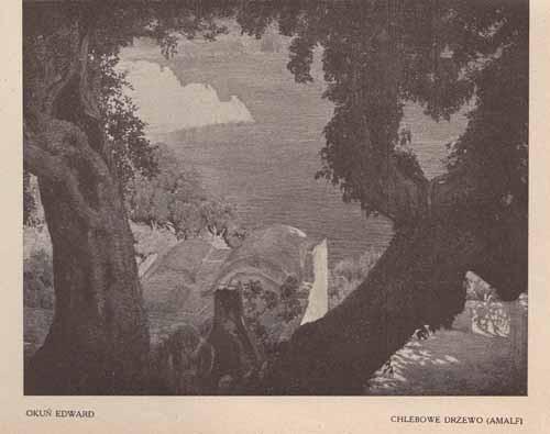 Okuń Edward, Chlebowe drzewo, s.24,25