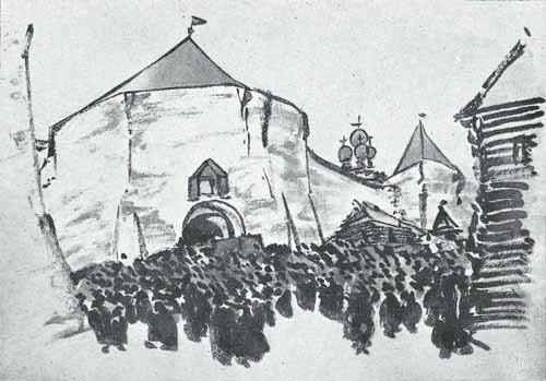 Noakowski Stanisław Stara Rosja - monografia Noakowski