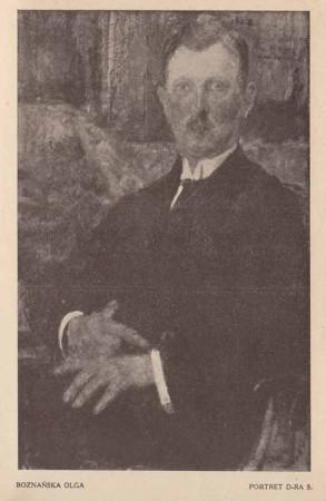 Boznańska Olga, Portret, s.24,25