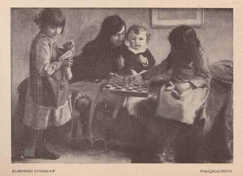 Klimowski Stanisław, Mały szachista, s.24,25