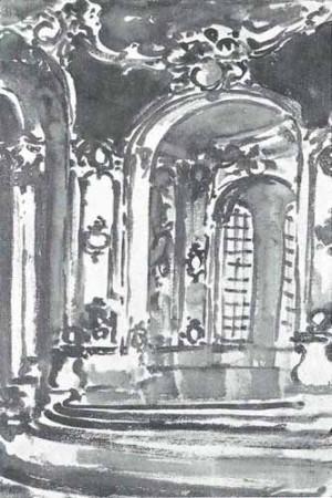 Noakowski Stanisław Salonik rokokowy - monografia Noakowski