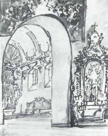Noakowski Stanisław Ołtarz barokowy - monografia Noakowski